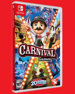 2K Games brings Carnival Games to Nintendo Switch