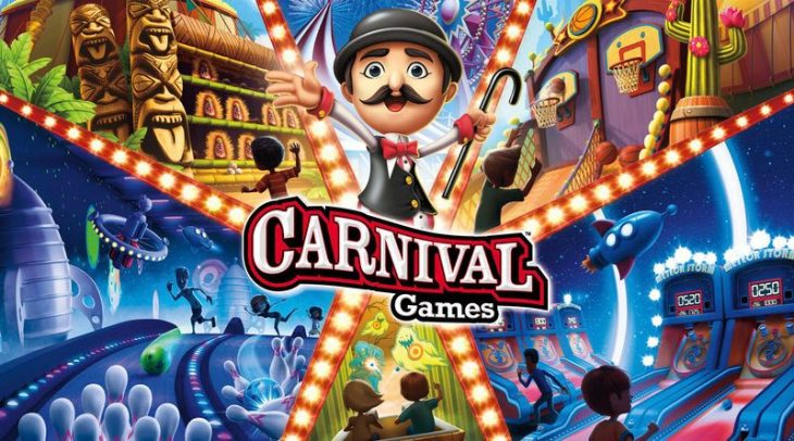 Carnival Games - Switch - Reveal