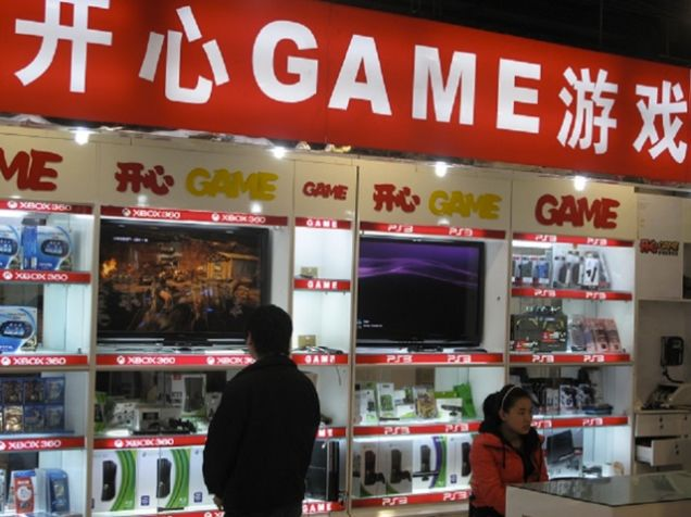 Chinese Resist Consoles Despite Lift on Ban