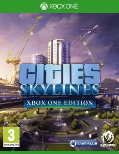 Cities Skylines for Xbox One launches