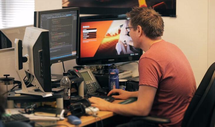 Codemasters - Office - Inside - Working
