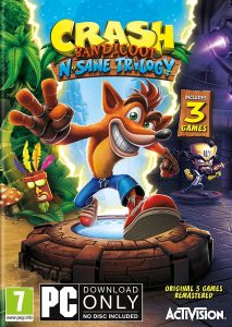 Crash Bandicoot N. Sane Trilogy - PC