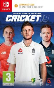 Cricket 19 - The Official Game of the Ashes - Switch