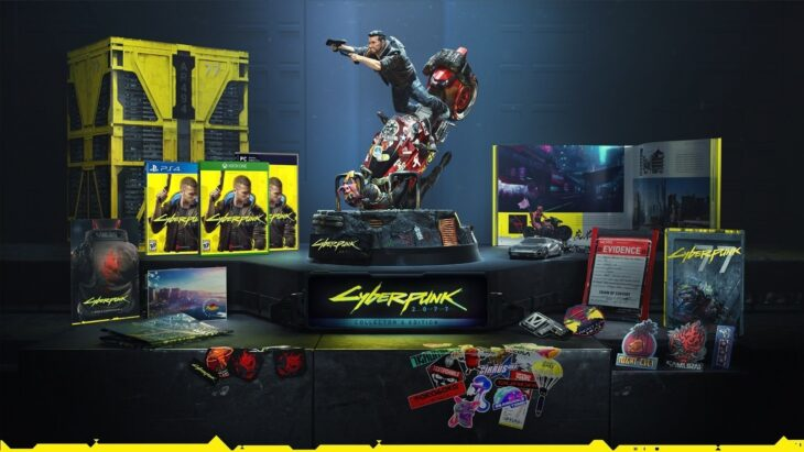 Cyberpunk 2077 - Collectors Edition