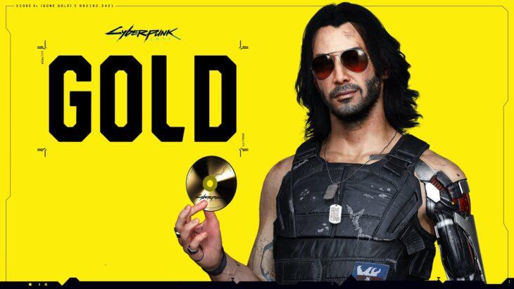 Cyberpunk 2077 - Goes Gold
