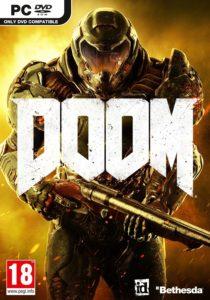 DOOM - PC - Cover