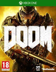 DOOM - Xbox One - Cover