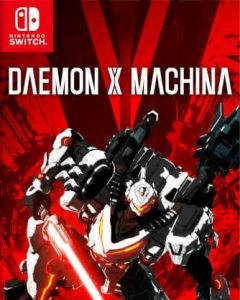 Europe and Australia getting Limited Edition of Daemon X Machina