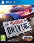 Dangerous Driving - PS4
