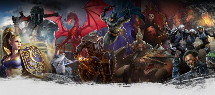 Daybreak Game Company Games Banner