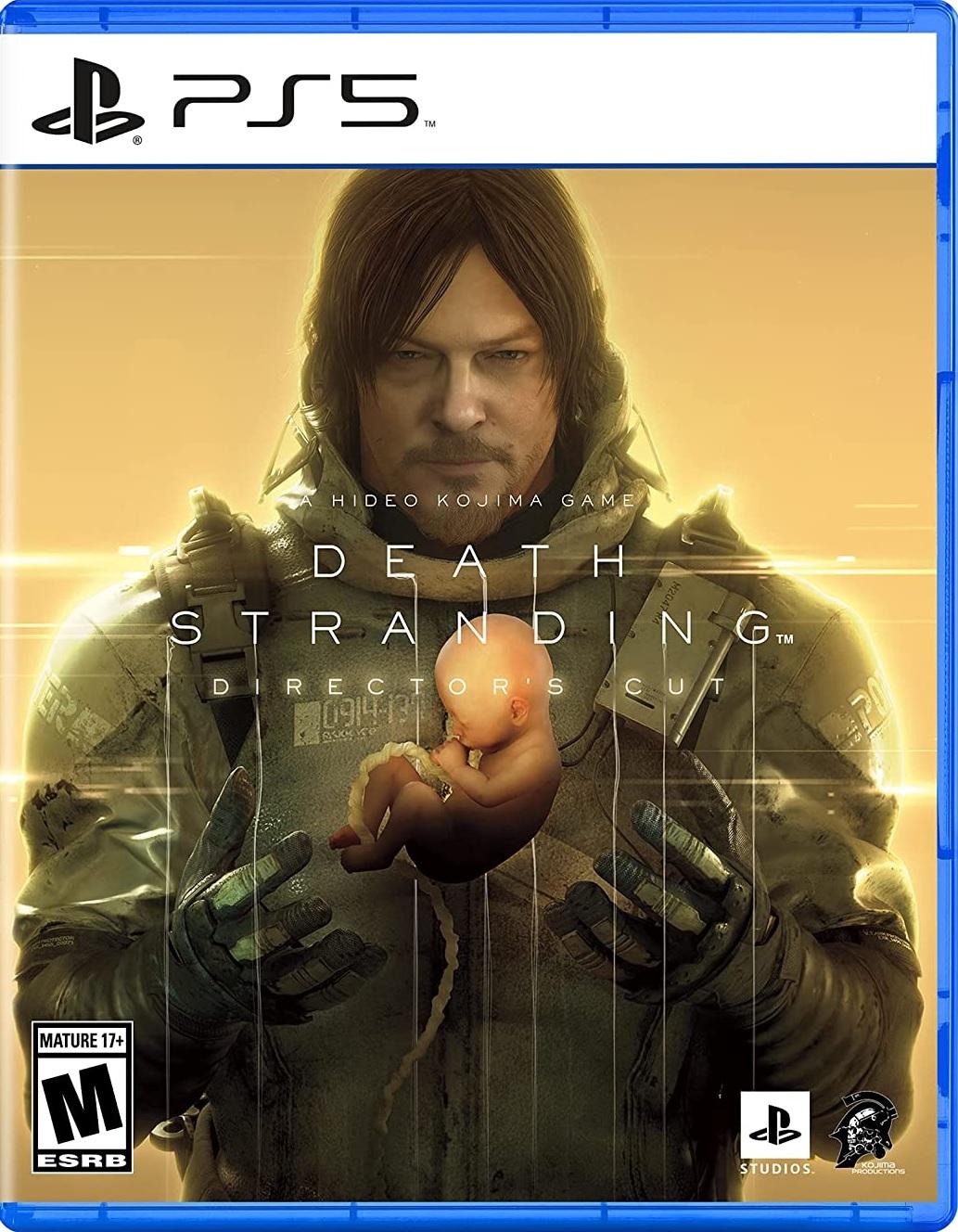 Death Stranding Director's Cut - US- PS5