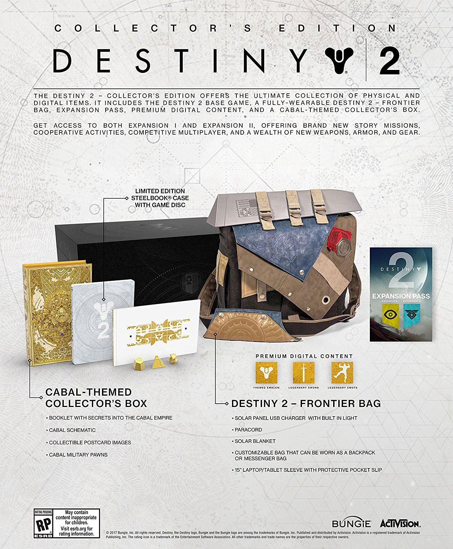 Destiny 2 - Collectors