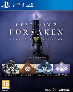 Destiny 2 Forsaken - PS4