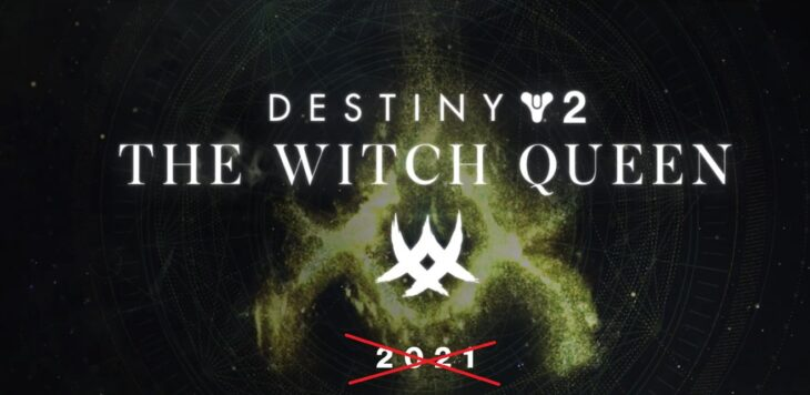 Destiny 2 The Witch Queen - No 2021