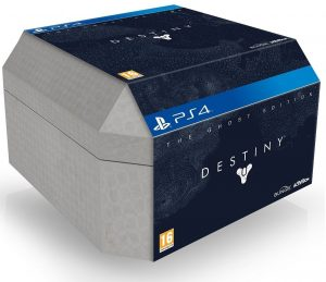 Destiny The Ghost Collectors Edition