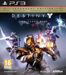 Destiny - The Taken King PS3