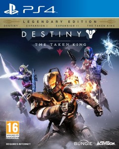 Destiny – The Taken King