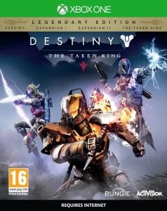 Destiny - The Taken King Xbox One