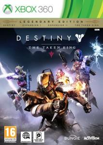 Destiny - The Taken King X360