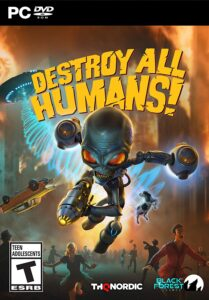 Destroy All Humans! - US - PC
