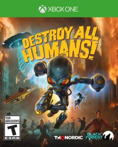 Destroy All Humans! - US - Xbox One