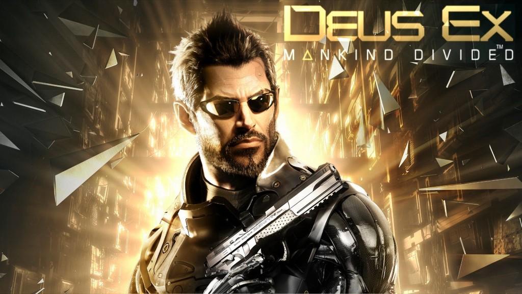 Deus Ex Mankind Divided -