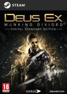 Deus Ex Mankind Divided - PC