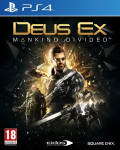 Criticism Causes Cancellation of Deus Ex: Mankind Divided Pre-order System