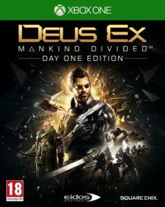 Deus Ex Mankind Divided - Xbox One