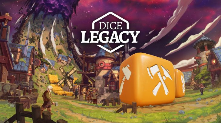 Dice Legacy - Banner