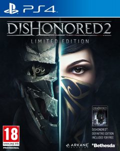 Dishonored 2 Limited - PS4
