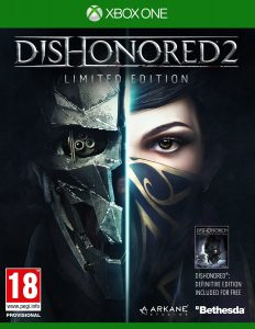 Dishonored 2 Limited - Xbox-One