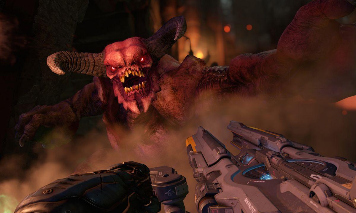 Doom 2016 - Baron of Hell