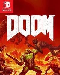 Doom releases for Nintendo Switch on November 10, 2017