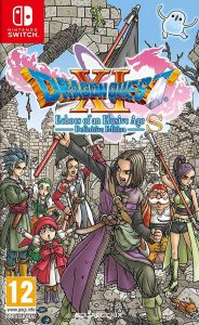 Dragon Quest XI S Echoes of an Elusive Age - Definitive Edition - Switch
