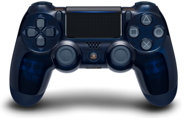 DualShock 4 Pro 500 Million Limited Edition