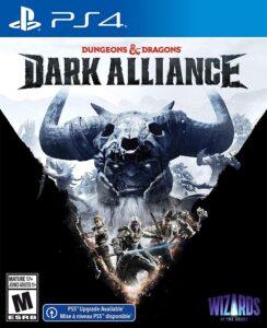 Dungeons & Dragons Dark Alliance -PS4