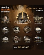Techland Offers $10,000,000 Edition of Dying Light: The Following