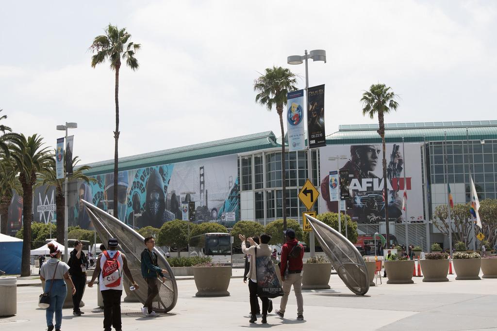 E3 2016 - Wallpaper