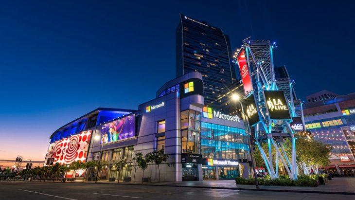 E3 2018 Microsoft Theater