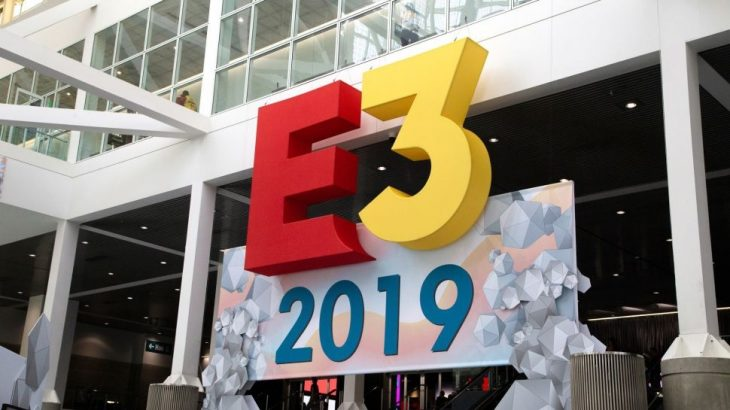 E3 2019 - Entrance