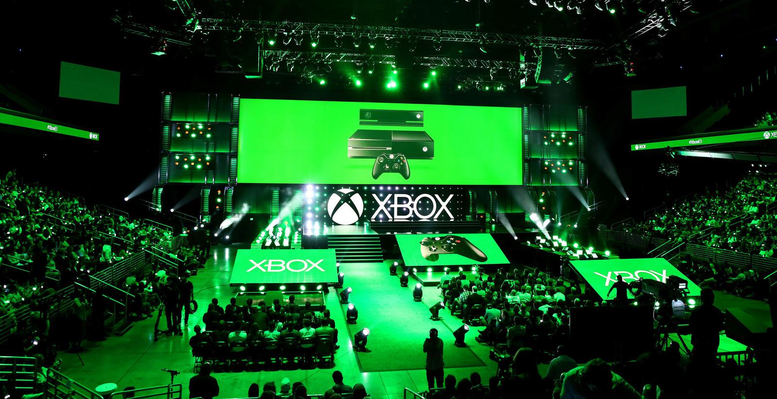 E3 - Xbox