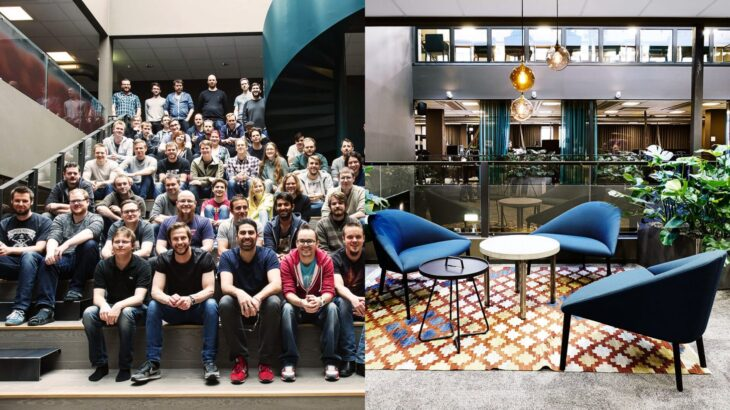 EA Gothenburg - Staff