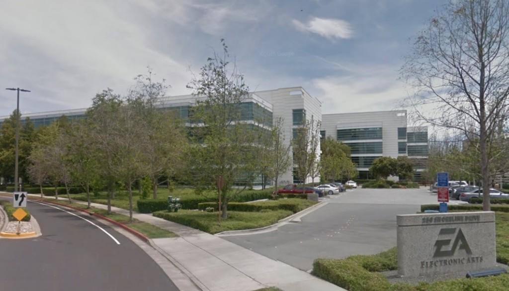EA Headquaters Building External