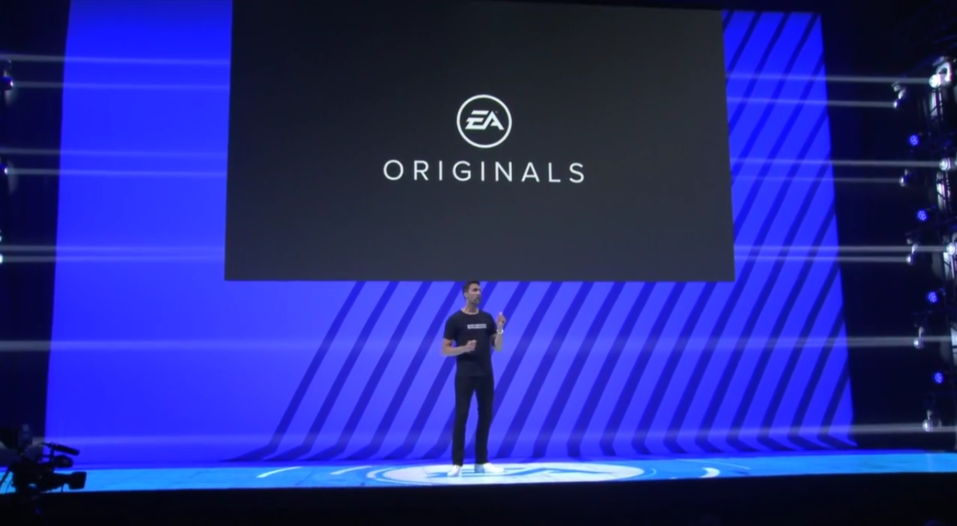 EA Originals Announcement