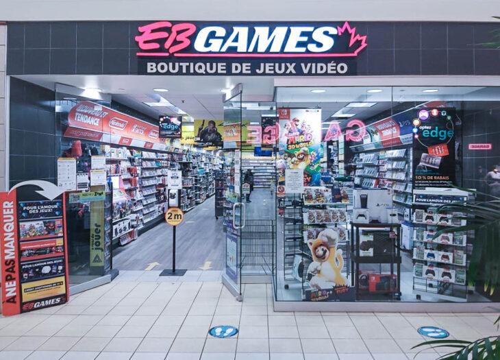 EB Games Canada