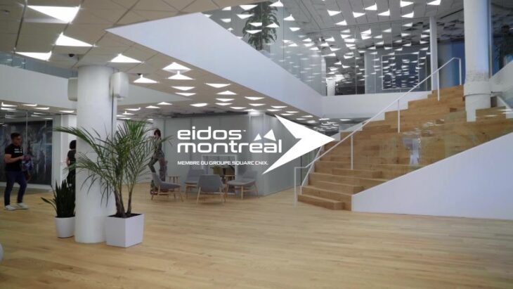 Eidos-Montréal - Office - Inside