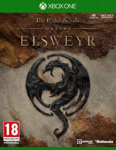 Elder Scrolls Online Elsweyr - Xbox One