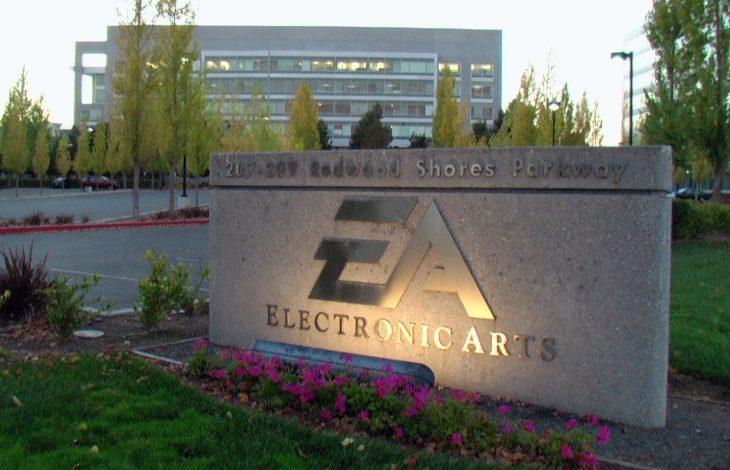 Electronic Arts Headquarters Stone - Redwood Shores, California