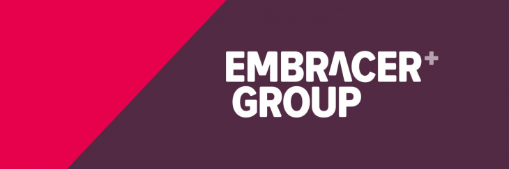Embracer Group Logo